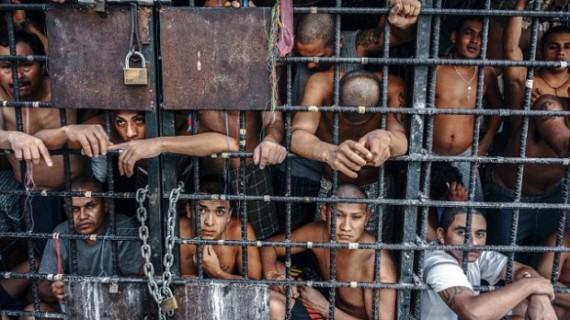 Как живут заключенные в тюрьмах Сальвадора