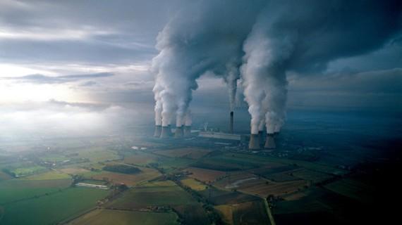 Угольная ТЭС в Англии