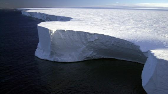 B-15 или самый большой айсберг в мире