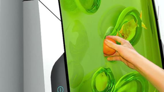 «Biorobot» - холодильник будущего на основе биополимерного геля
