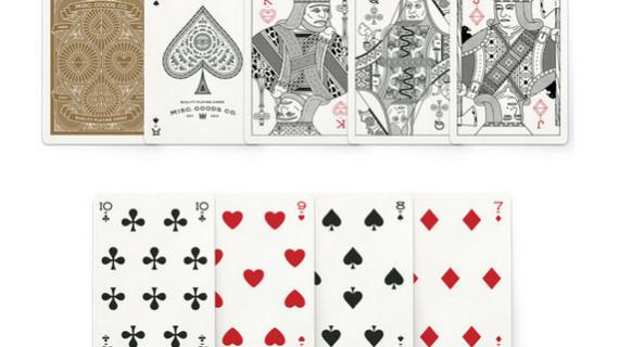 Самые необычные колоды игральных карт